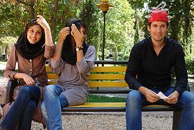 Iranian guy dating sim