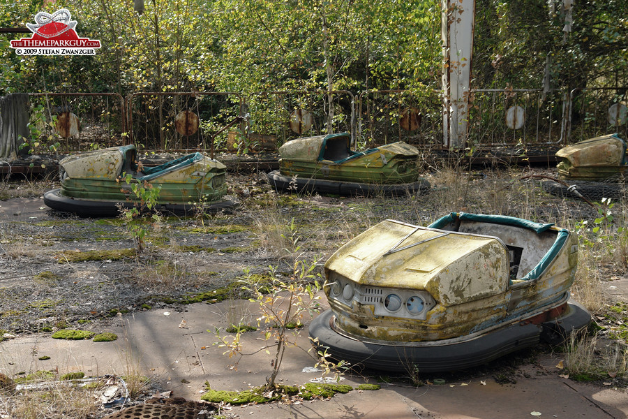 Abandoned in 1986