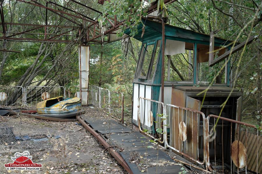 Abandoned Fairground Photos By The Theme Park Guy