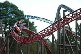Alton Towers coaster ride