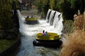 River rafting ride