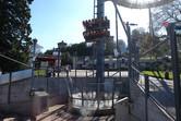 Alton Towers dive roller coaster