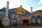 Charlie and the Chocolate Factory dark ride