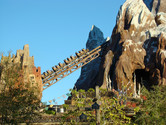It looks a lot more spectacular from outside than it feels on the ride