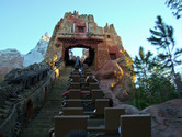 On the lift hill