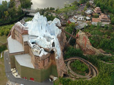 Expedition Everest from above