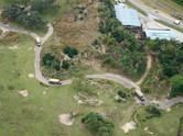 Safari bird's eye view