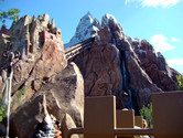 Expedition Everest coaster POV