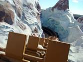 On the peak of Disney's Everest