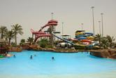 Aqua Park Kuwait setting