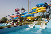 Classic water slides
