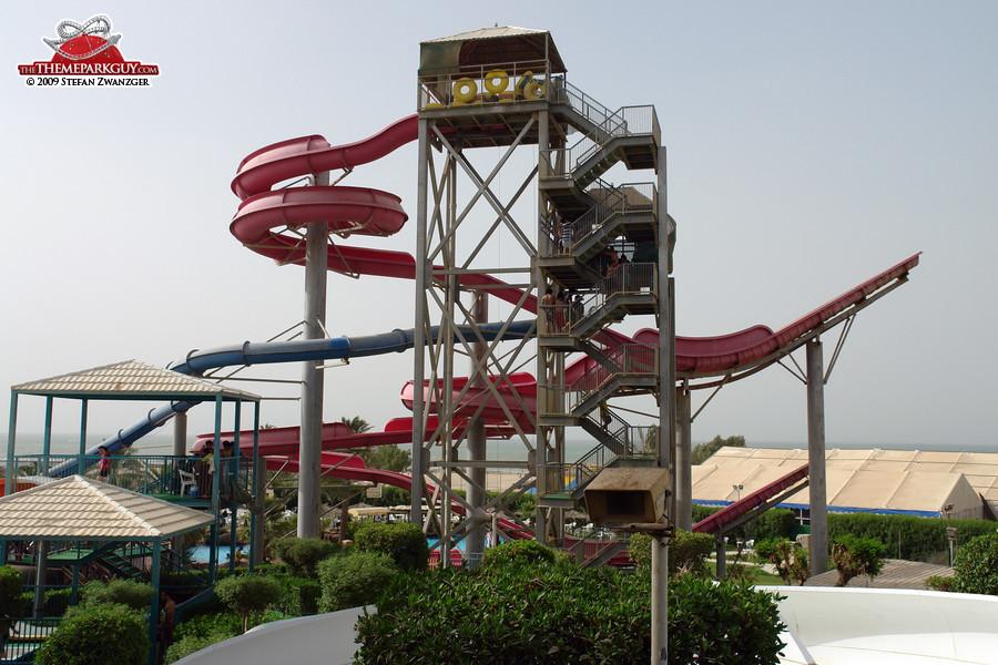 Aqua Park Kuwait Photos By The Theme Park Guy
