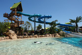 Aquatica's signature attraction