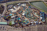 Aquatica aerial view, the third