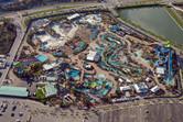 Aquatica aerial view, the third