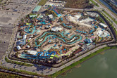 Aquatica aerial view, the last