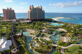Partial resort overview