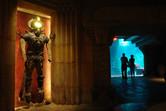 Atlantis underground aquarium world