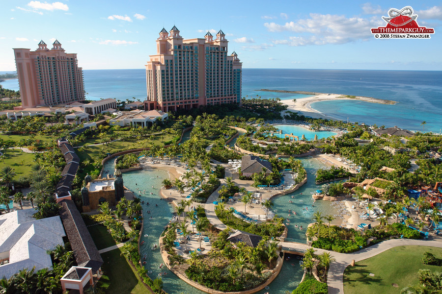 Atlantis Bahamas Photographed Reviewed And Rated By The