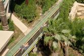 Slide conveyor belt for the lazy