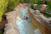 The Rapids river ride
