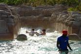 White water river fun