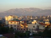 Addis Ababa at dawn. Beautiful!