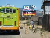 Bora Amusement Park billboard greeting