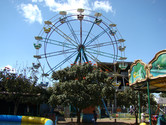 It's a very small fun fair