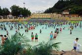 Caribbean Bay wave pool