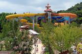 Slide tower
