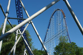 Super-tall Cedar Point coaster