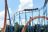 Chime Long Paradise roller coaster