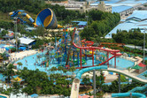 Chime Long Waterpark from above