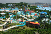 Chime Long Waterpark in southern China