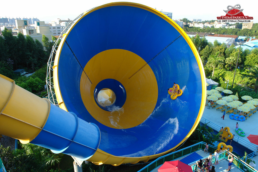Chimelong Waterpark Photographed Reviewed And Rated By