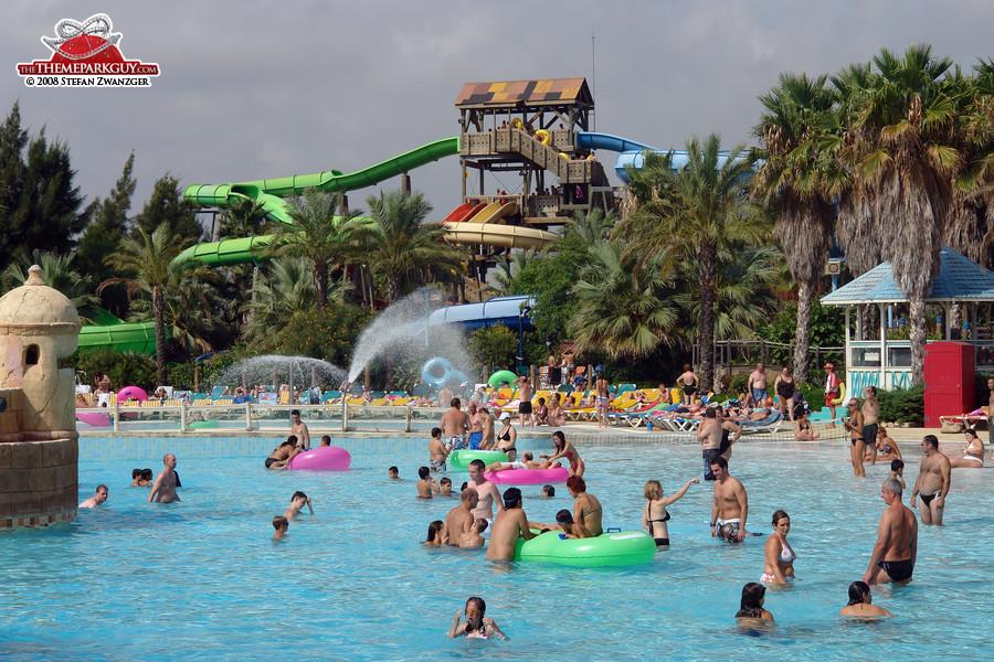 Costa Caribe water park