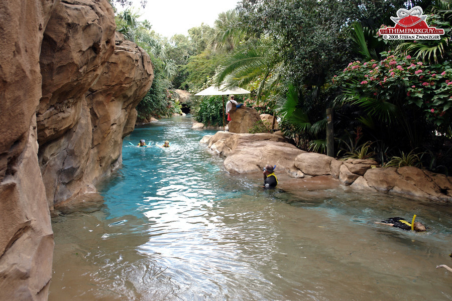 Discovery Cove by SeaWorld