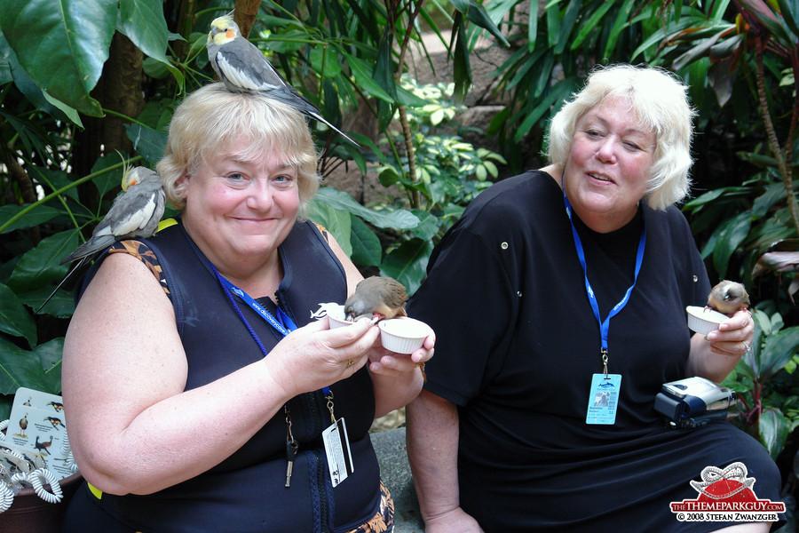 Bird collectors