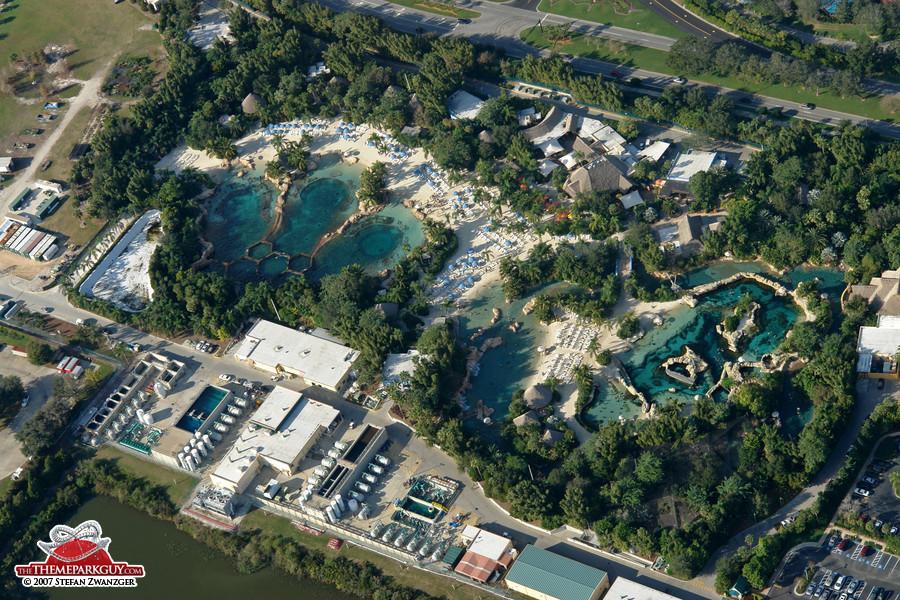 Discovery Cove Orlando...