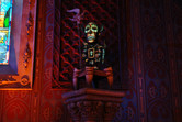 The voodoo puppet that magically disappears