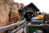 Disney's classic mine train ride