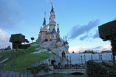 The most romantic of all Disney castles