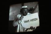 John Rhys-Davies stars as Sallah in the Indiana Jones ride pre-show