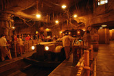 Indiana Jones ride vehicles