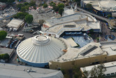 Space Mountain from above