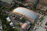 Soarin' Over California aerial photo. Brilliant ride!