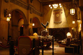 Tower of Terror interior design