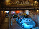 Radiator Springs Racers: Cars Land's main attraction