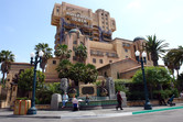 Tower of Terror at Disney's California Adventure